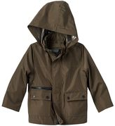 Urban Republic Toddler Boy Hooded Tensile Rain Jacket