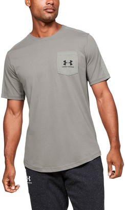 Under Armour Men's UA Sportstyle Short Sleeve