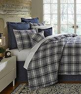 Daniel Cremieux Winslow Plaid Linen Comforter Mini Set