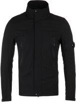 Cp Company Pro-tex Black Superflex Watchviewer Jacket