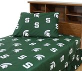 Bed Bath & Beyond Michigan State University Sheet Set