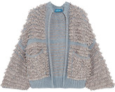 MiH Jeans Alice Bouclé-knit Cardigan