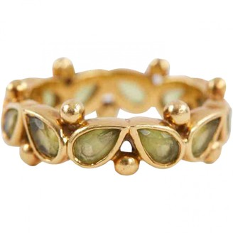 Temple St. Clair Yellow Yellow gold Rings