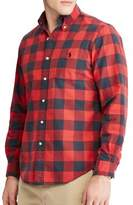 Polo Ralph Lauren The Iconic Plaid Cotton Oxford Shirt