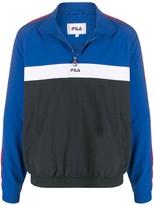 Fila colour blocked sport jacket