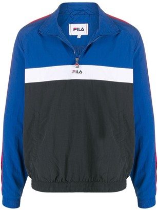 Fila Colour-Blocked Sport Jacket