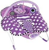 Sassy Cuddle Bugs Bouncer - Violet Butterfly