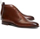 Brooks Brothers Edward Green Silverstone Antique Boots