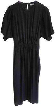 Closed Black Dress for Women
