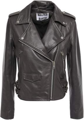 Walter W118 By Baker Leather Biker Jacket