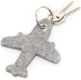 Graf & Lantz Felt Airplane Key Ring