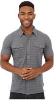 Royal Robbins Breeze Thru Stripe Button Front Shirt