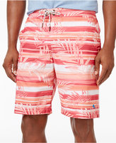 Tommy Bahama Men's Baja Leaf On The Water Swim Trunks