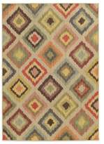Tommy Bahama Cabana Collection Diamonds 9-Foot 10-Inch x 10-Foot 12-Inch Rug