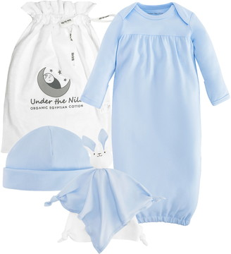 Under the Nile Organic Egyptian Cotton Baby Essentials Gift Set