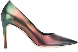 Paul Smith Gradient-Print 100mm Pointed Toe Pumps