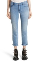 Burberry Women's Relaxed Crop Jeans