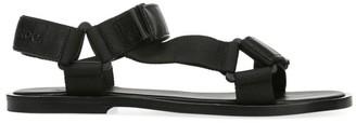 Vince Parks Leather Sport Sandals