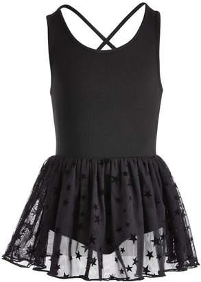 Ideology Toddlers Girls Mesh-Tutu Dance Dress