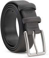 Handmade Leather Belt Grey Javier