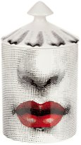 Fornasetti Natural wax candle