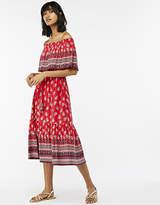 Rochelle Print Dress