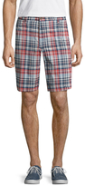 Tailor Vintage Reversible Printed Shorts