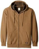 Dickies Men's Thermal Sherpa Lined Hooded Full Zip
