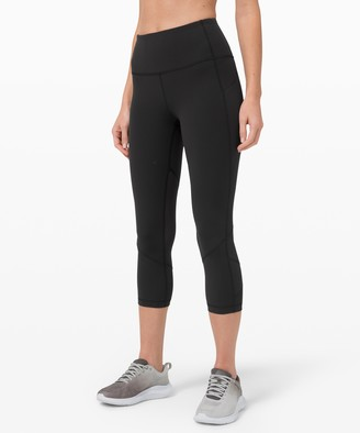 "Lululemon Pace Rival High-Rise Crop 22"" *No Zip"