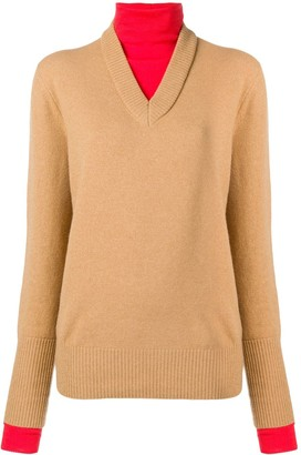 Joseph Double Knit Sweater