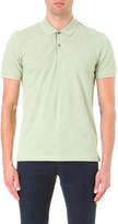 HUGO BOSS Regular-fit cotton-jersey polo shirt