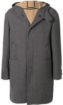Ermenegildo Zegna hooded coat