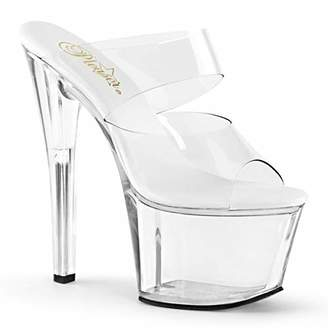 Pleaser USA Women's Sky302vl/C/M Platform Dress Sandal