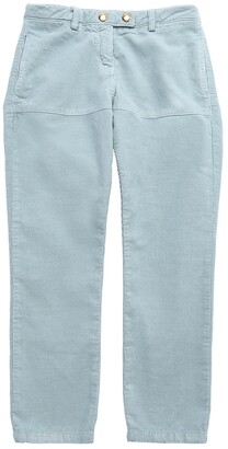 Lanvin Cotton Corduroy Pants