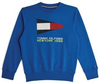 Tommy Hilfiger Junior Logo Sweatshirt (4-14 Years)
