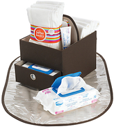 JJ Cole giggle Better Basics Decked-Out Diaper Caddy Gift Set