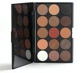 Pure Vie Professional 15 Colors EyeShadow Palette Makeup Contouring Kit
