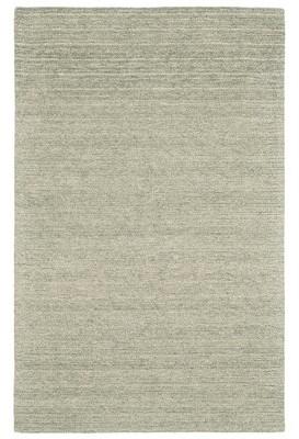 """Glenn Gracie Oaks Hand-Tufted Wool Light Gray/Smoke Area Rug Gracie Oaks Rug Size: Rectangle 3'6"""" x 5'6"""""""
