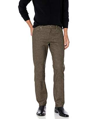 AG Adriano Goldschmied Men's The Graduate Tailored Leg Wool Like Pant
