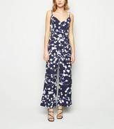 New Look Mela Floral Jumpsuit