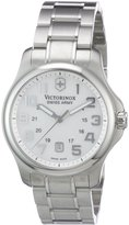 Victorinox Men's 241405 Chrono Classic PVD Coated Dial Watch