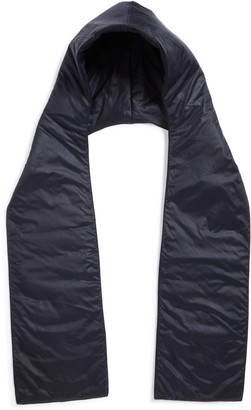 Eileen Fisher Recycled Nylon Hooded Scarf