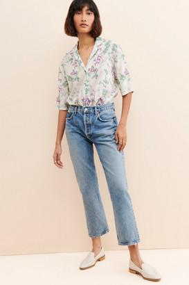Kimchi & Blue Out West Buttondown Shirt