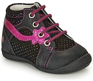 GBB NOEMIE girls's Mid Boots in Black