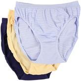 Jockey Comfies® Cotton French Cut 3-Pack