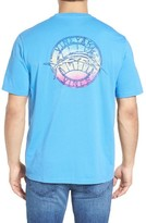 Vineyard Vines Men's Gradient Marlin Graphic T-Shirt