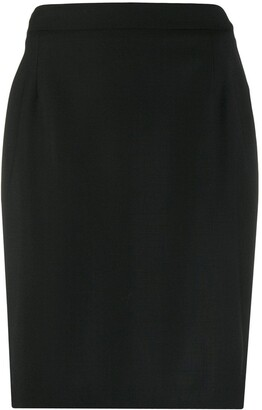 Filippa K Slim-Fit Pencil Skirt