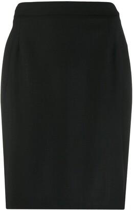 Filippa K Slim-Fit Pencil Skirt