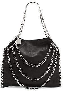 Stella McCartney Women's Small Falabella Multi-Chain Tote