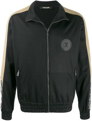 Roberto Cavalli Zipped Track Jacket